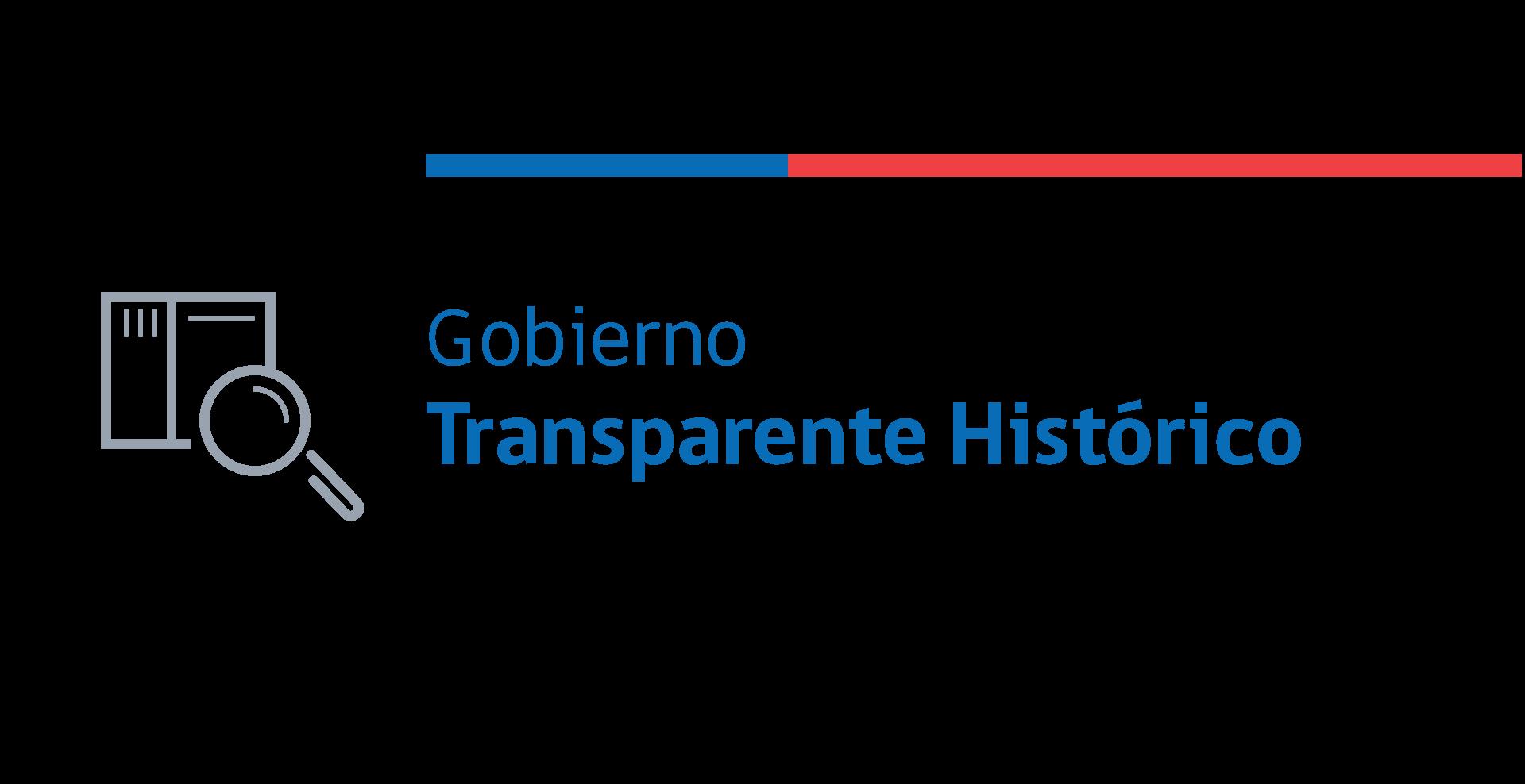 Gobierno trasnparente histórico